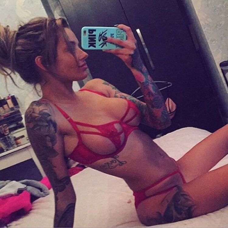 This Is Why I Love Badchix With Tattoos