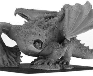 Forge World Magma Dragon