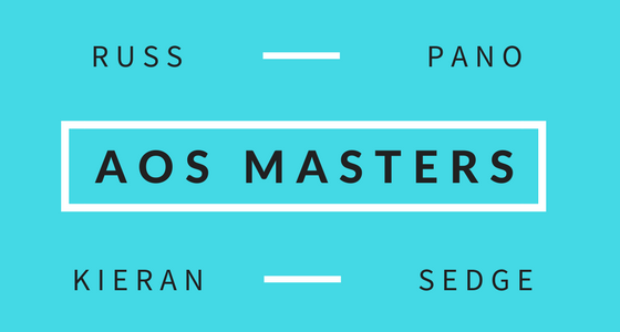 Masters Draw tables 7+8 – AoS Daily ep5