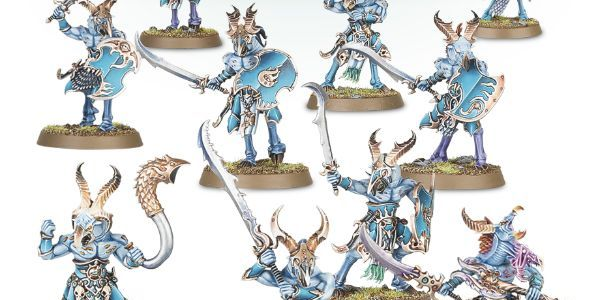 Are Tzaangor the best battleline unit on the game? – AoS Daily ep 21