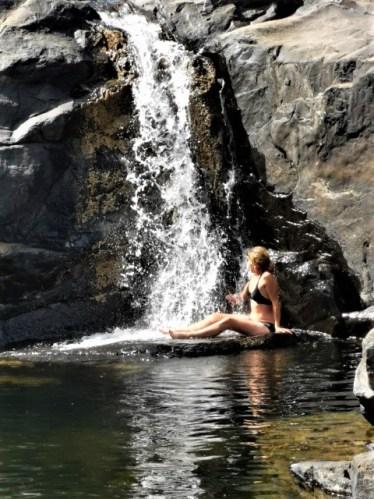 naturlig dusj