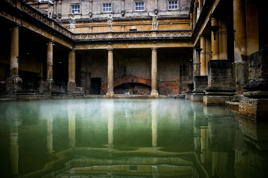 romerbad i Bath