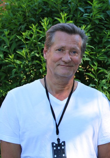 Fagsjef i Fagrådet for våtrom, Bjørn Grimsrud