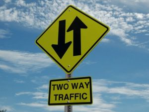 Two-Way-Traffic