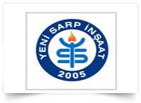 SARP İNŞAAT Logo