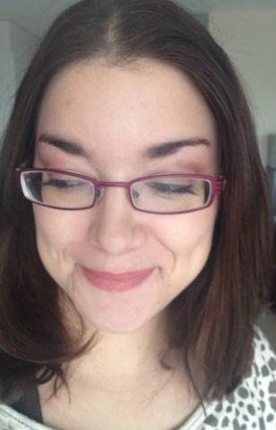 avec lunettes
