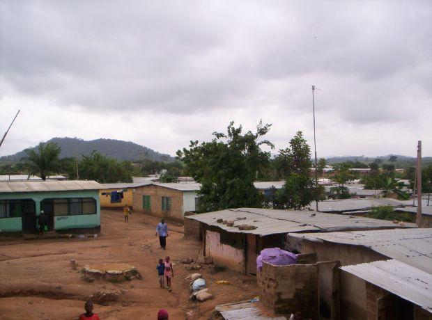 refguee camp