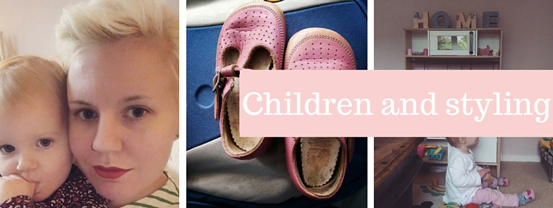 Children and styling