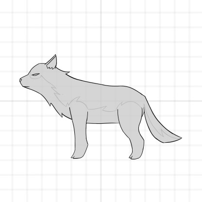 ortho_wolf_side