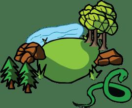 NEW Hub Icon (Snake Level)