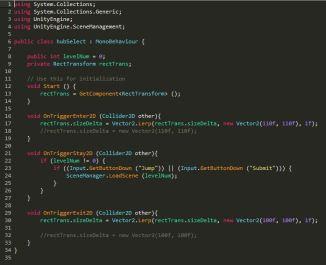 Level Select Script