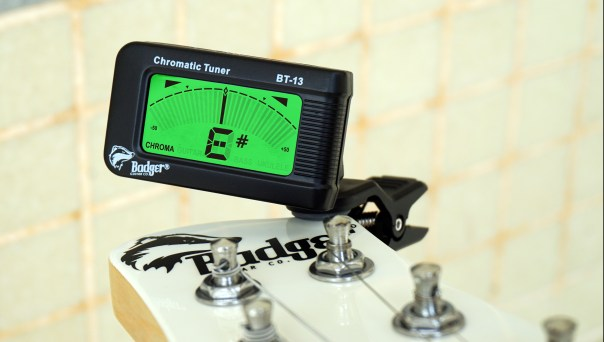 Badger Chromatic Tuner