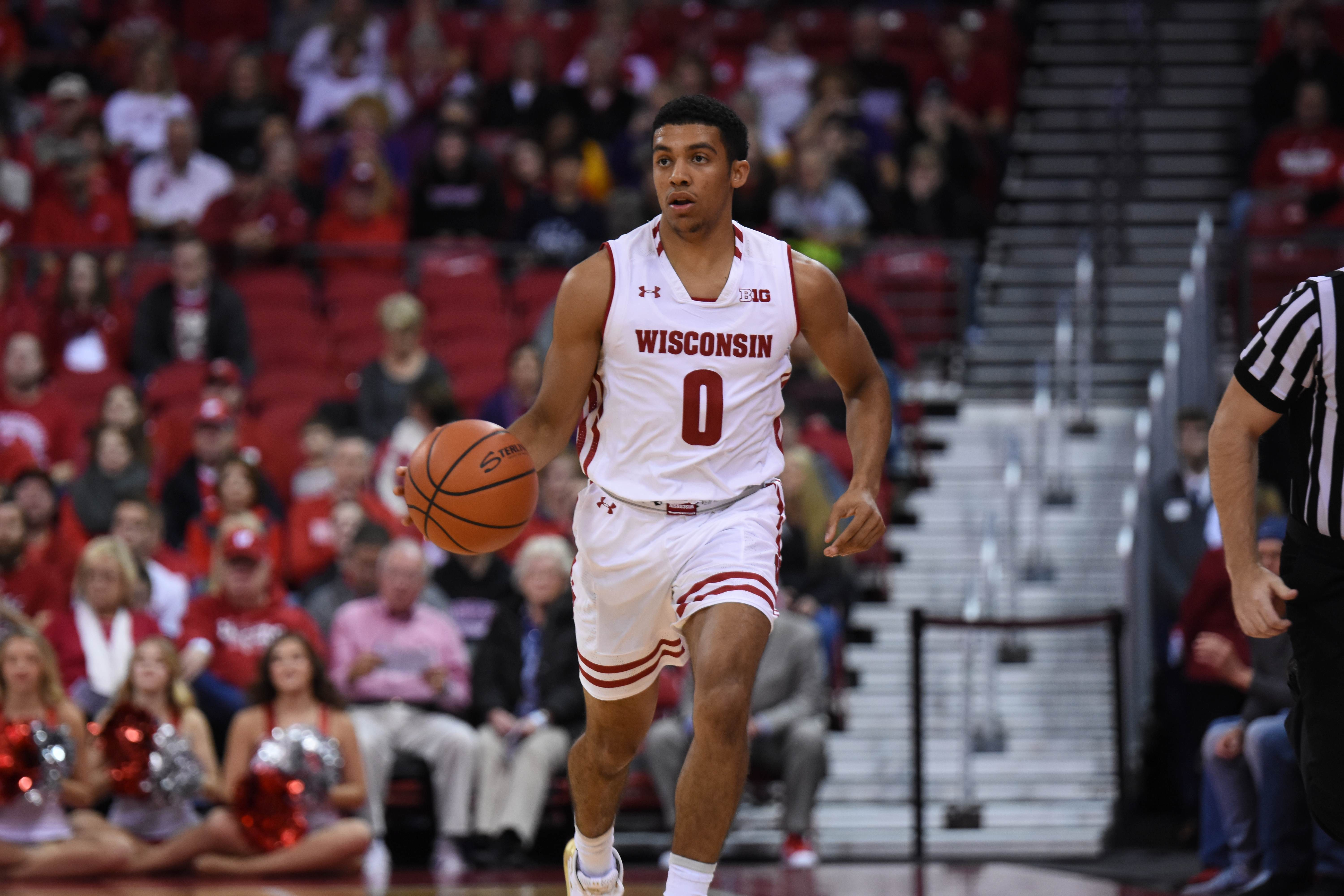 Shorts Wisconsin Basketball Badgers