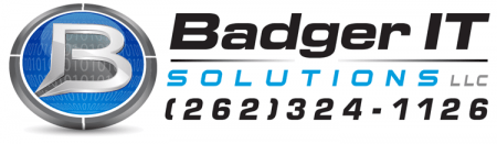 Badger IT Solutions, LLC Logo