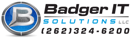 Badger IT Solutions, LLC Logo
