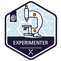 Experimenter Badge