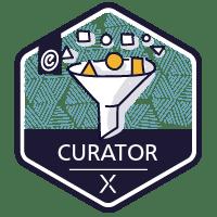 Curator Badge