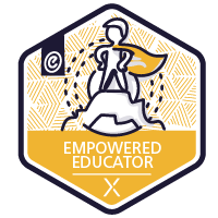 Empowered Educator Badge