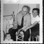 Me and Grandpa Abe