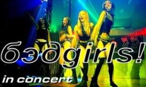 BadGirls! in concert