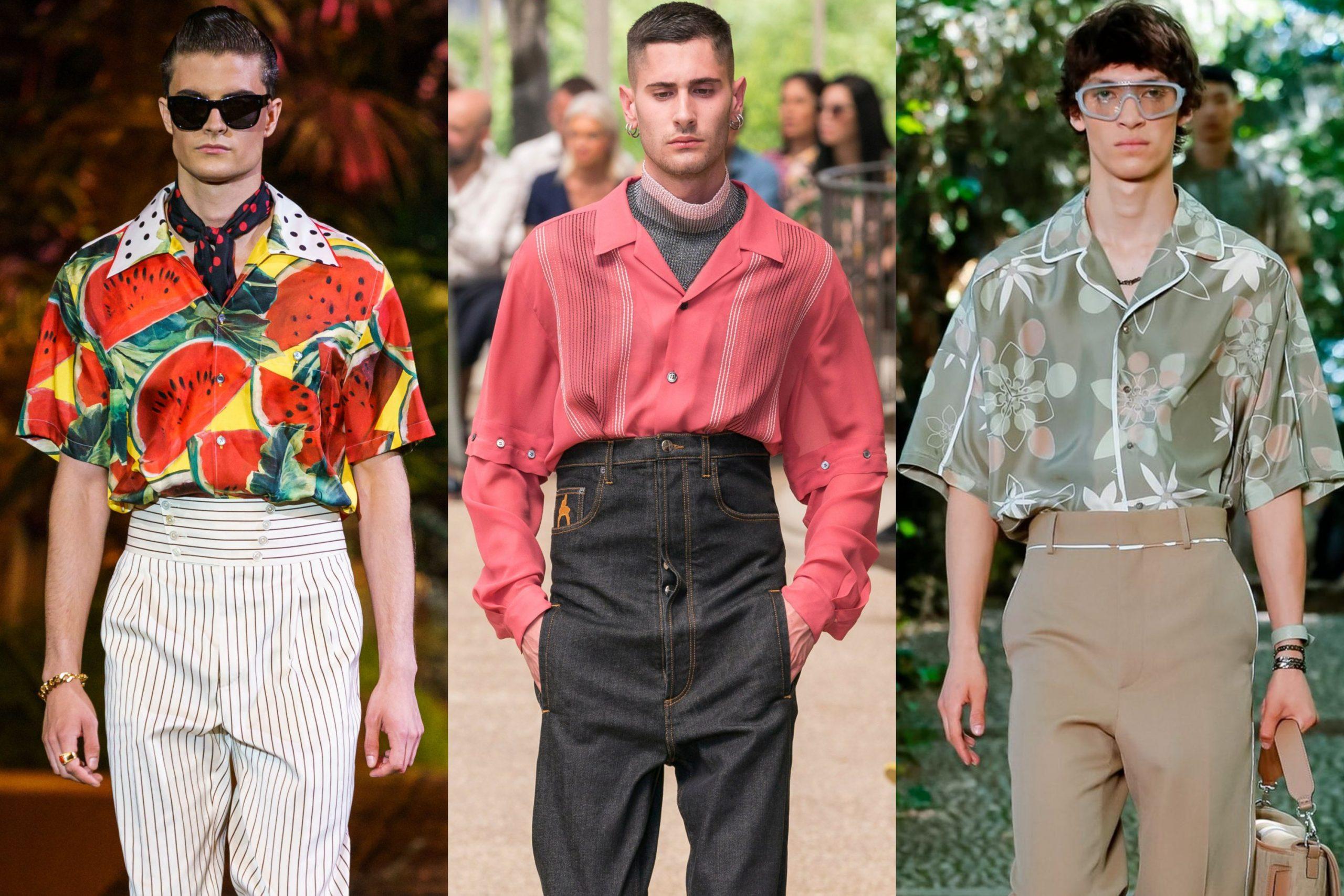 Los Pantalones De Tiro Alto Regresan Con Fuerza Para El Verano 2020 Badhombre Magazine