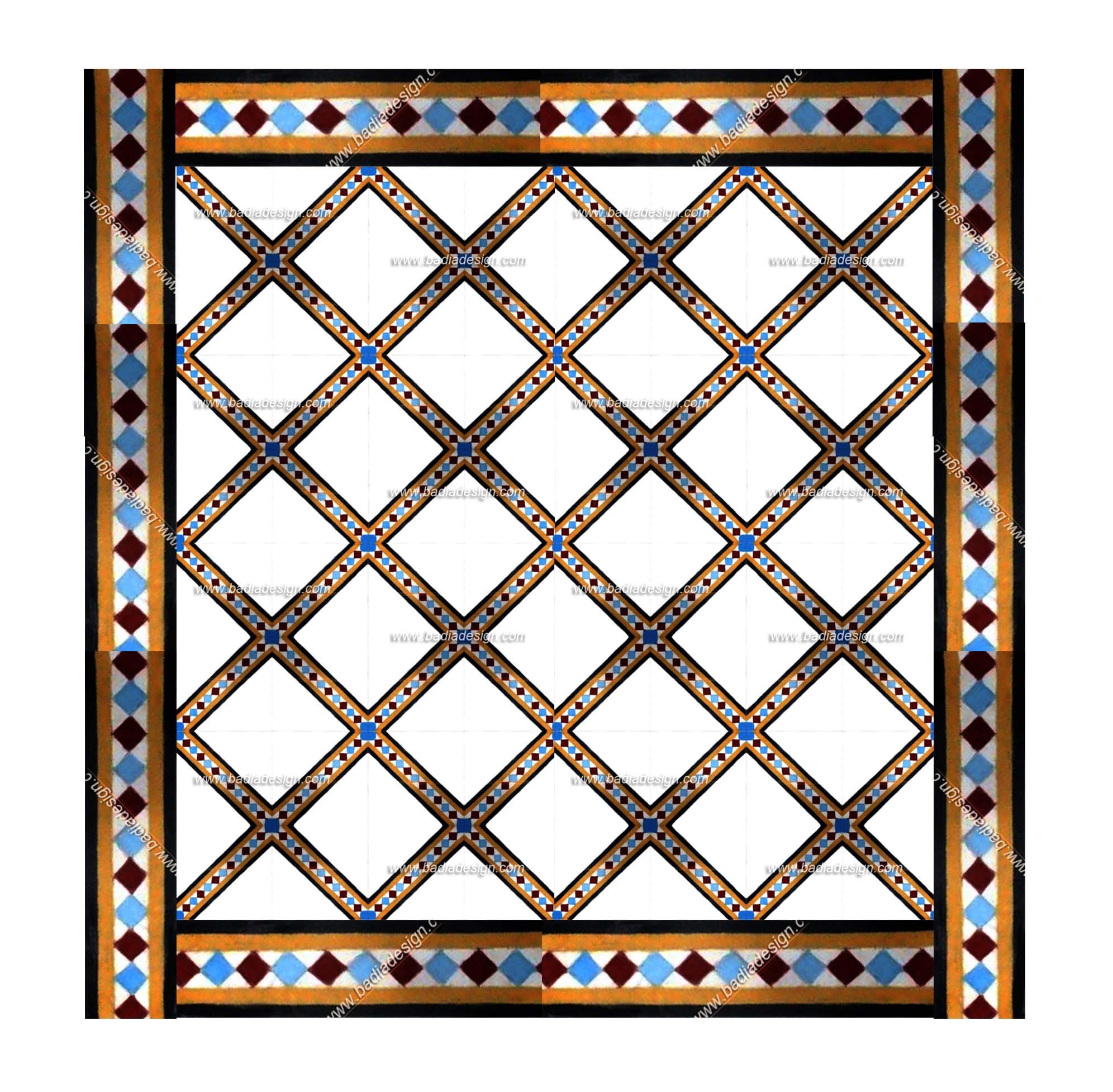 Moroccan Tile Design Ideas Los Angeles Moroccan