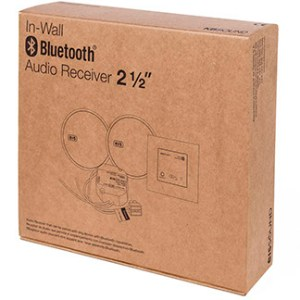 KBSOUND® In-Wall Bluetooth® 2.5