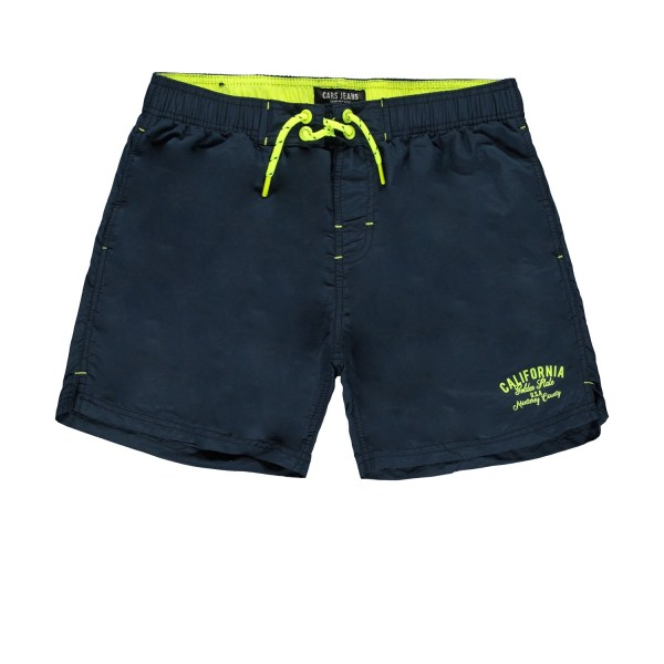 Cars DAYER NYLON NAVY heren beach short