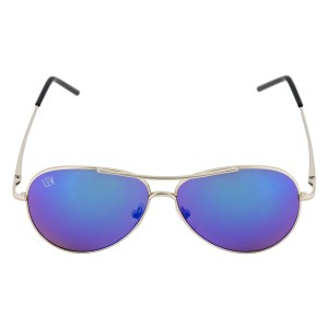 LEVV Meisjes zonnebril - Sunglas5 Lev- Zijde zwart