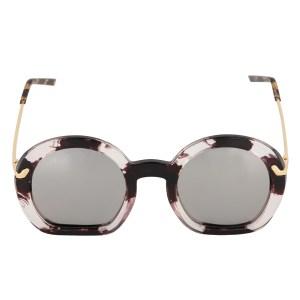 LEVV Meisjes zonnebril - Sunglas7 Lev- Bruin goud