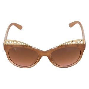 LEVV Meisjes zonnebril - Sunglass2 Levv- Bruin