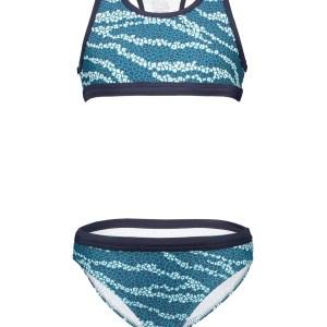 B.Nosy Meisjes bikini sportief - Zebra AOP