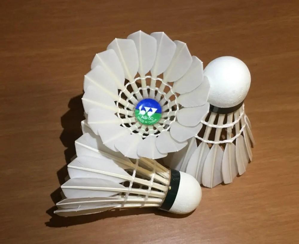 Badminton Birdies AS-50