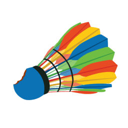 BadmintonBites logo