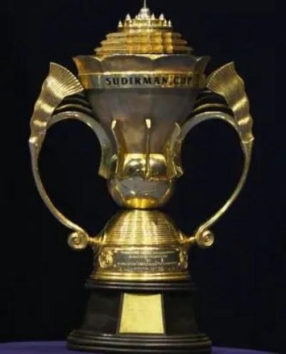Sudirman Cup.