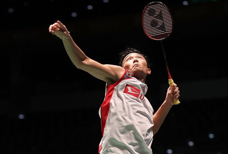 Our Top Picks for the 2021 Tokyo Olympics Men's Singles Badminton Gold Medalist