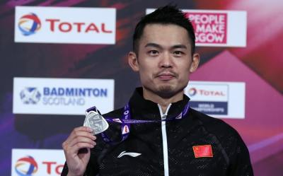 Lin Dan, China