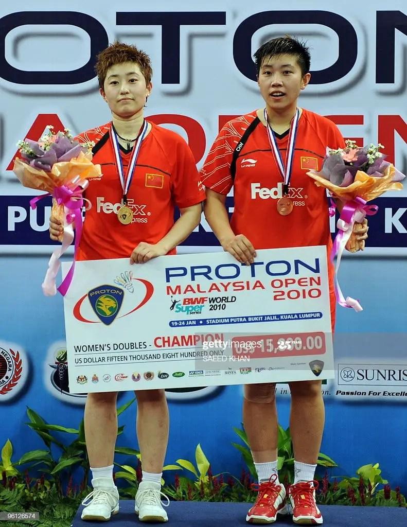 Yu Yang and Du Jing, China