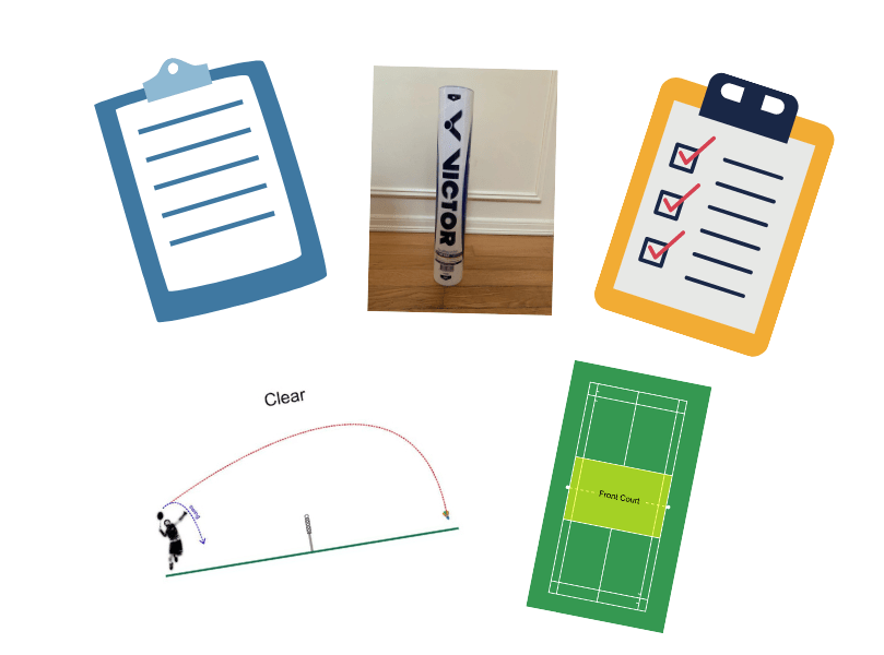 Read more about the article The Ultimate Glossary of Badminton Terms