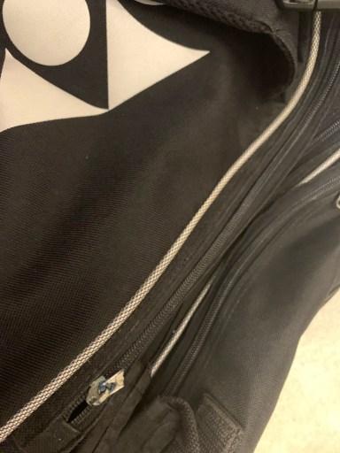Broken Zipper Tab