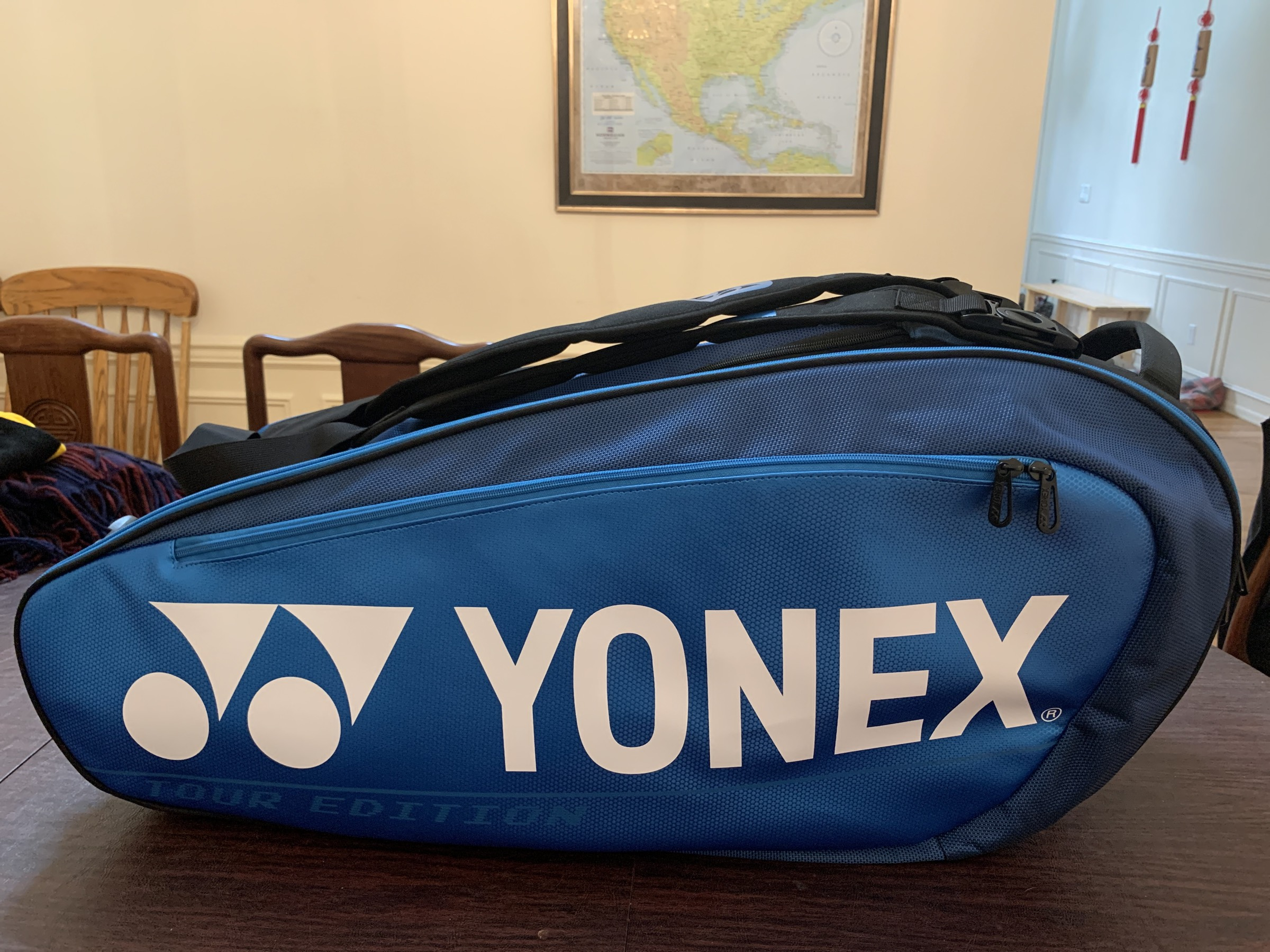 You are currently viewing An Honest Review of the Yonex Pro Racquet Bag (9 PCS)