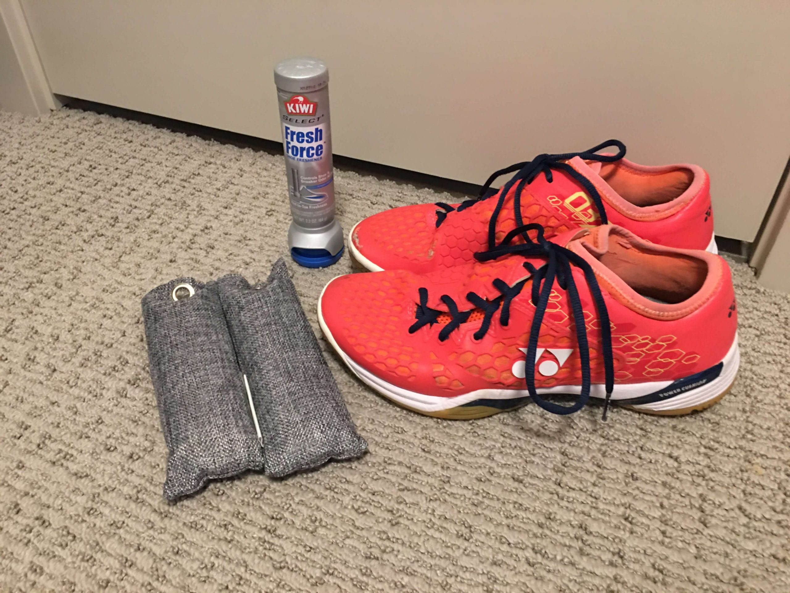 Read more about the article Must Have Shoe Products to Keep Your Badminton Shoes Smelling Fresh