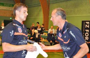 Michael Kjeldsen forlader TSS til fordel for KBK. Foto @ Annette Vollertzen