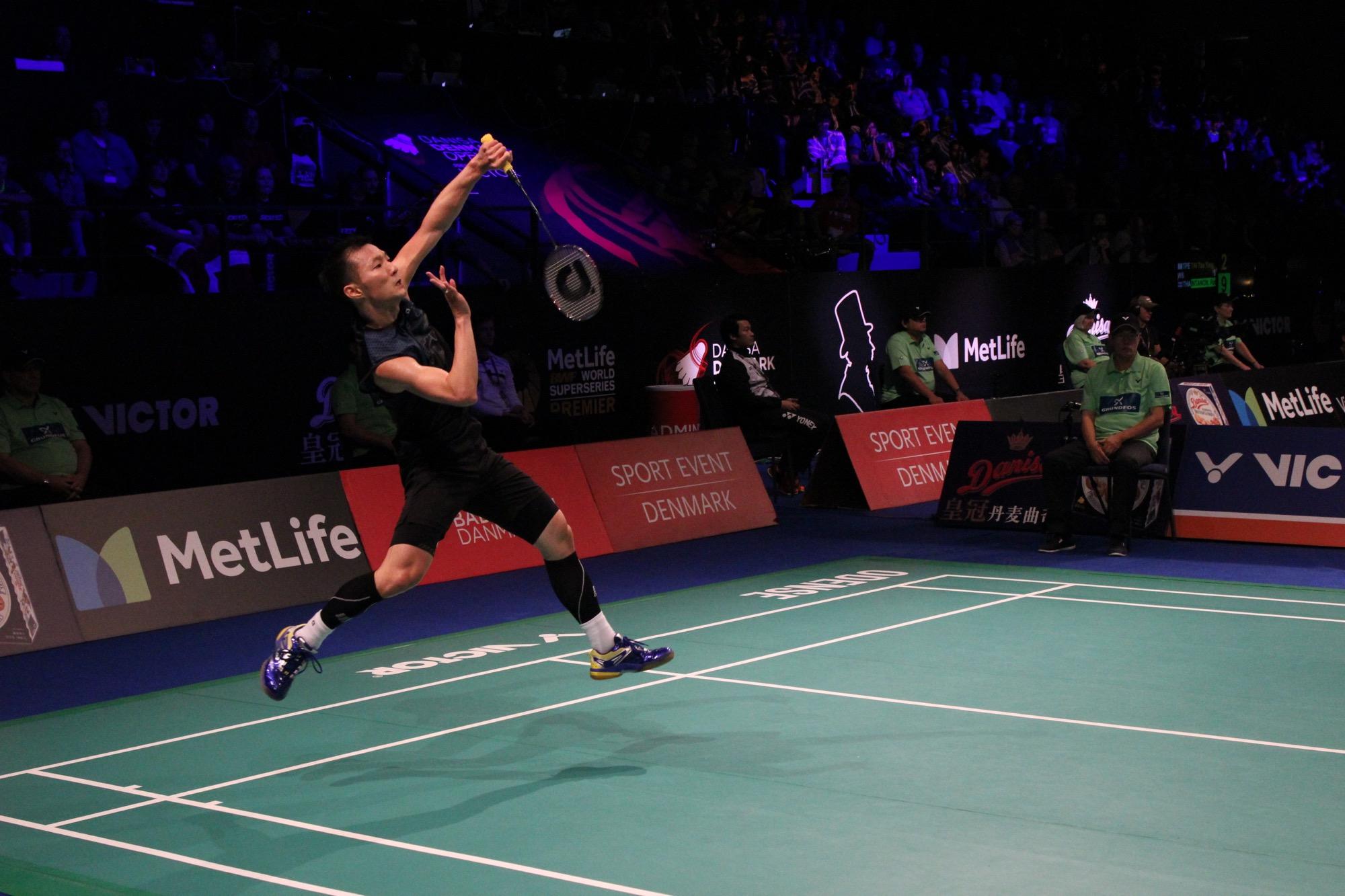 Ren verdensklasse 37 ¥rig klar til Denmark Open finale i