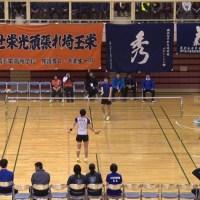 宮﨑淳美(埼玉栄) vs 木村百伽(ふたば未来学園)