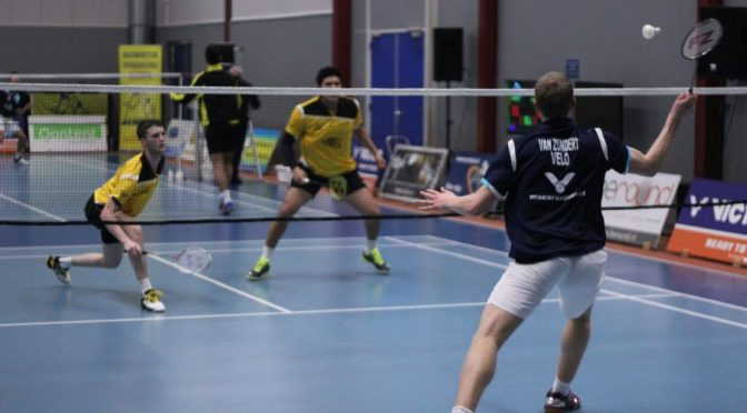 Triple A wint weer: 5-3 tegen landskampioen Van Zundert/Velo (incl. fotoalbum)