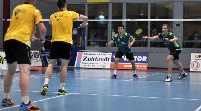 AviAir Almere boekt klinkende 7-1 zege op landskampioen VELO