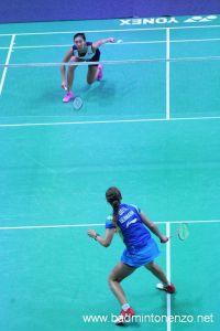 IMichelle LI vs Sofie Holmboe DAHL