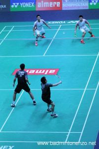 Cheng Heng SU, LIAO Min Chun vs  Takuto INOUE,  Yuki KANEKO