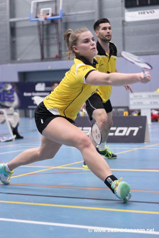 Tamara van der Hoeven, Jelle Maas